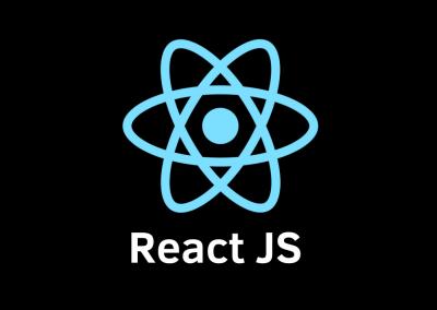 REACT JS Mobile App