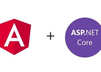 دورة Angular 7 and ASP.NET Core